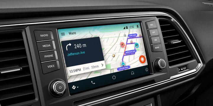Ugyanaz a Waze, nagyobb képernyőn: Megjött a Waze Android Autóra