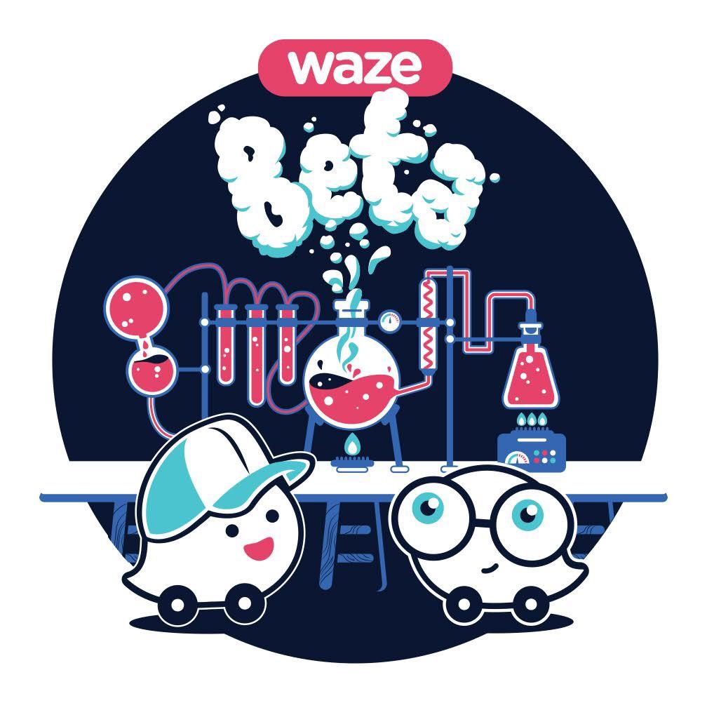 Waze beta