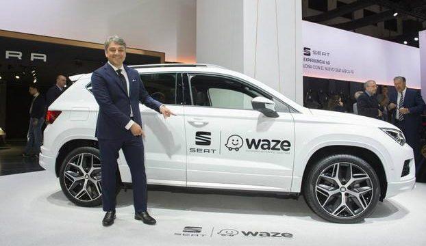 Seatod van? Hamarosan Waze is lesz benne!